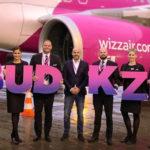 Wizz Air расширила свое присутствие в России до трех городов
